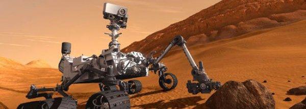 Rumbo a Marte con