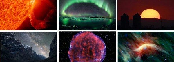 Las 10 mejores imágenes del espacio