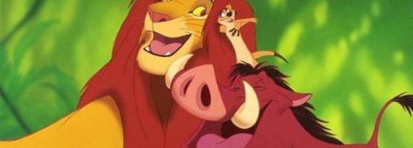 'El Rey León' por primera vez en 3D