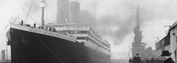 ¿Te gustaría visitar el Titanic?