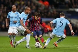 Manchester City ganó 3-1 a Barcelona por Champions League