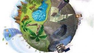 Contaminación de la tierra.