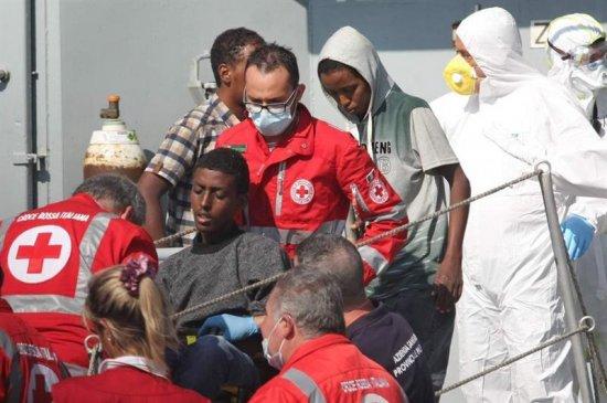 239 inmigrantes desaparecidos en dos naufragios en el Mediterráneo