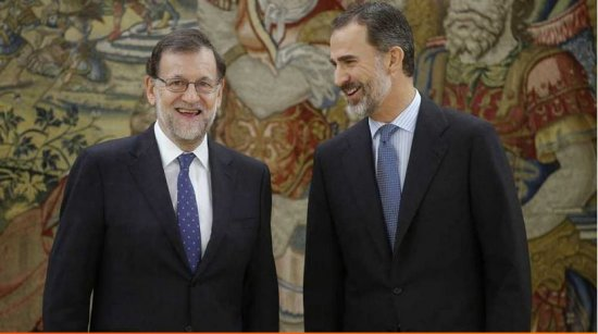 Nuevo gabinete de Rajoy