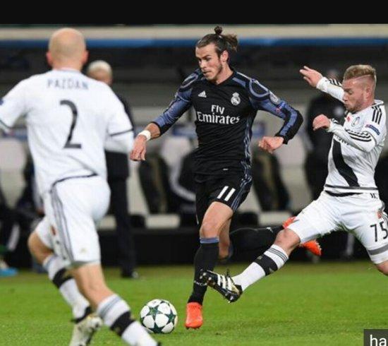EL REAL MADRID FRACASA EN LA UEFA CHAMPIONS LEAGE.