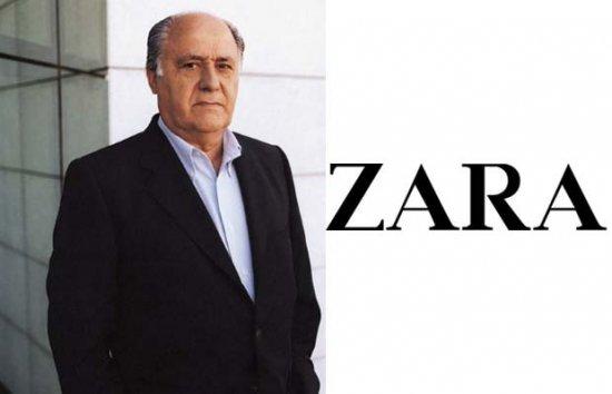 "Amancio Ortega lidera la lista ""Forbes"""