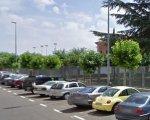 coches estacionados