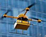 Drone con suministros