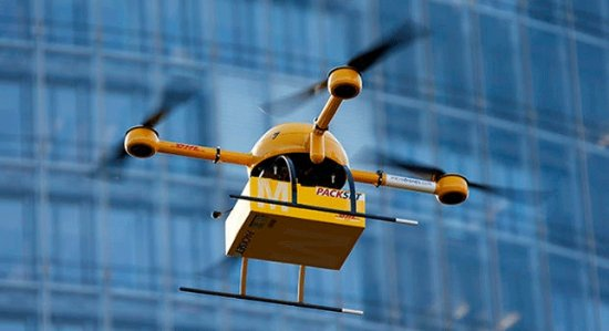 En Australia los drones entregarán suministros médicos