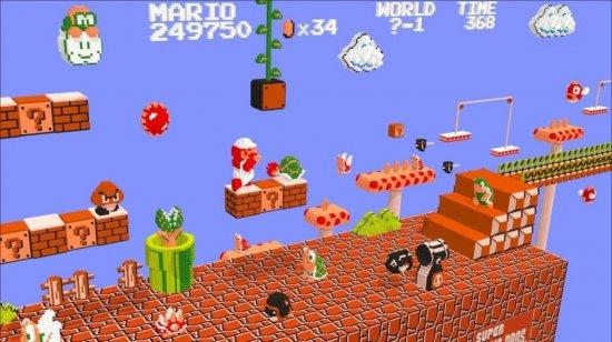 ¿Super Mario Bros o mi examen de Matemáticas?
