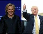 Hillary y Trump en la campaña