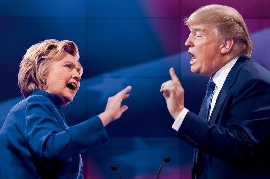 Recta final en las elecciones estadounidenses.