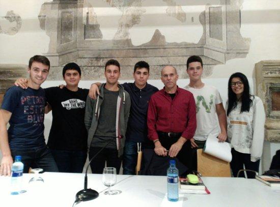 SEGUNDA SESIÓN DE LA XV EDICIÓN DE ENCUENTROS LITERARIOS
