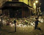 """Café """"Le Carrillon"""", escenario de uno de los tiroteos."""