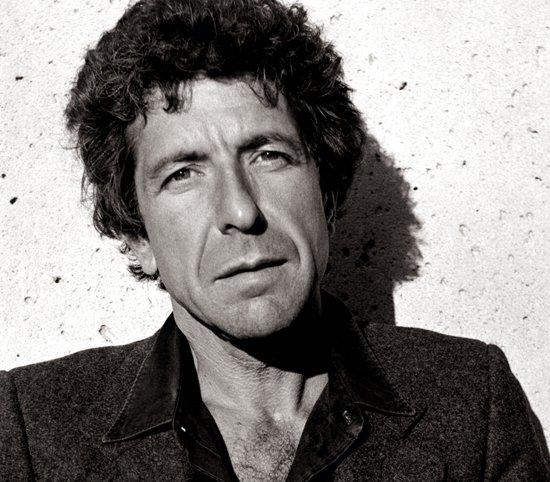 Muere el gran Leonard Cohen