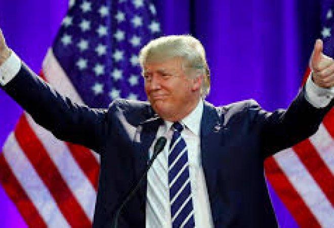 Nuevo presidente de los Estados Unidos