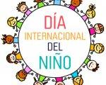 Feliz Día Internacional del Niño