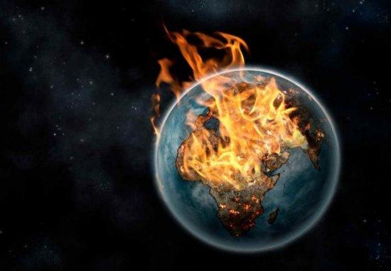EL CAMBIO CLIMATICO TIENE CONSECUENCIAS