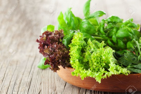 Salmonela en las ensaladas