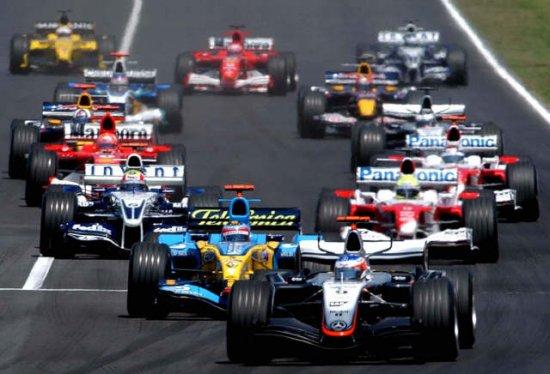 La nueva idea de Ecclestone para mejorar la fórmula 1: Dos carreras de 40 minutos