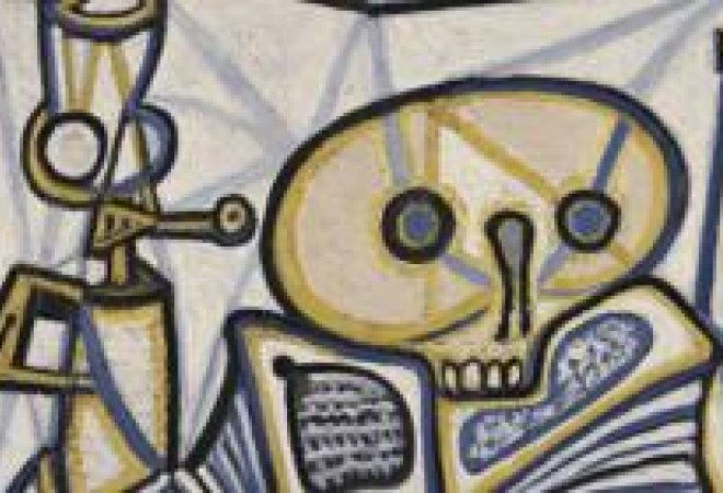 Cuadro de Pablo Picasso.