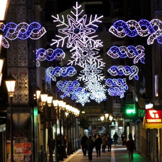 La Navidad llega a Zamora.