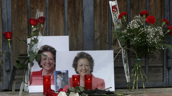 El PP, de luto por la muerte de Rita Barberá