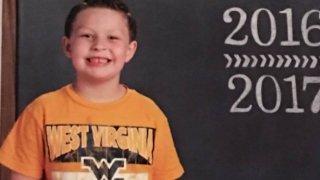 Caleb, niño con autismo. AMANDA RIDDLE (Vídeo y foto)