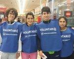Imagen de los voluntarios de nuestro colegio.