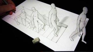 dibujo de Alessandre Diddi