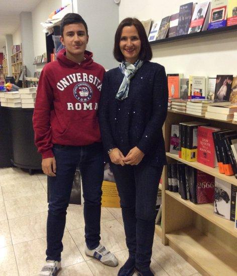 Entrevista con Mari Luz Martinez Seijoo