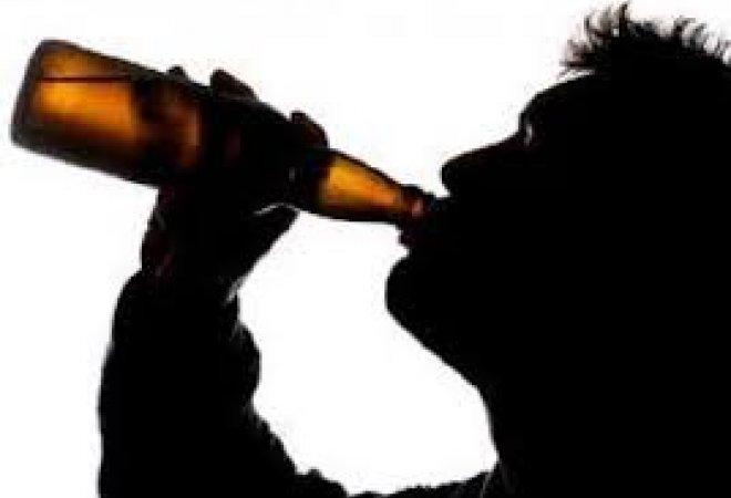 Prohibido el alcohol.