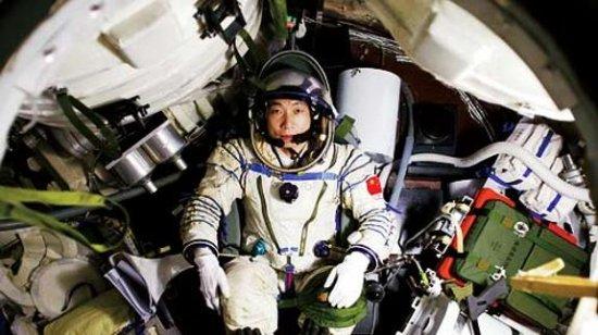 Un astronauta chino dice haber escuchado golpes en el espacio