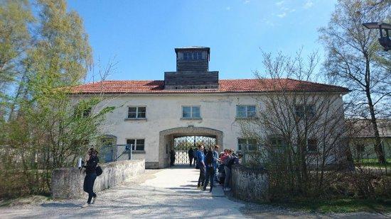 La carta perdida del Campo de Concentración de Dachau
