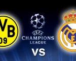Real Madrid CF vs Borussia de Dortmund