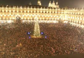 Duodécima edición de la Nochevieja Universitaria en Salamanca