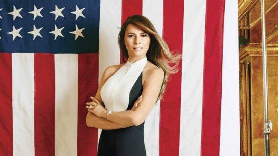 Las Marcas se niegan a vestir a Melania Trump