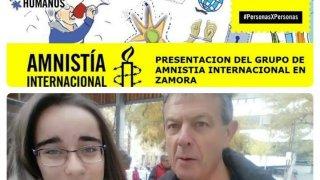 Portavoz de Amnistía Internacional