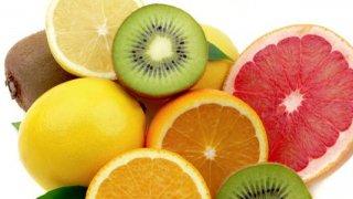 Frutas invernales