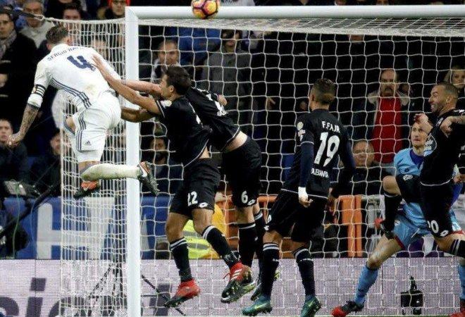 Gol de Ramos en el 92´. Veinte minutos