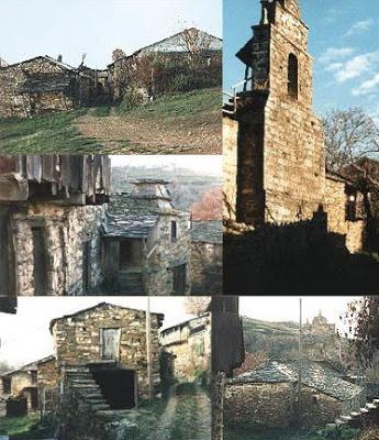 Cinco pueblos pintorescos de Zamora.