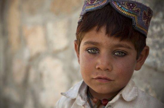 El matrimonio entre niñas y adultos en Afganistán