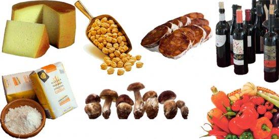 Productos de calidad típicos de Zamora