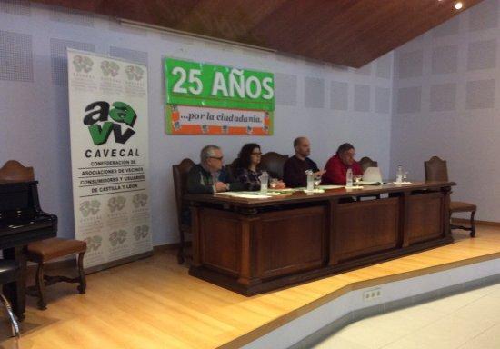 Asamblea de CAVECAL en Palencia