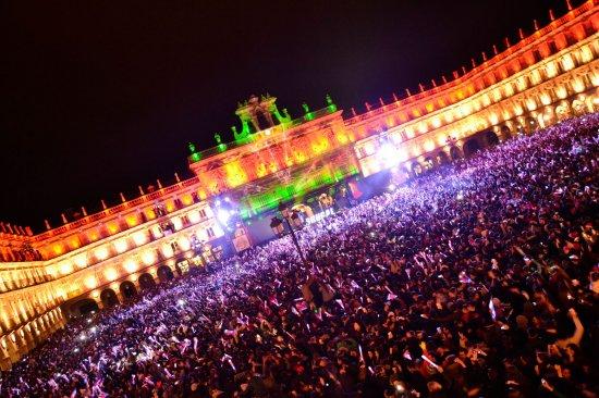 Manequí challenge en Salamanca