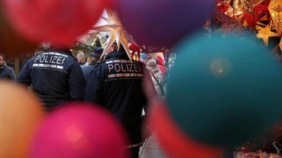 Detenido un niño de 12 años en Alemania que intentó atentar en un mercado navideño