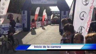 Nuestro reportero nos informa sobre la carrera de la salchicha en Zaratá.