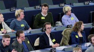 Vídeo presentación de la intervención de nuestros compañeros de 4º de la ESO en el parlamento Europeo.