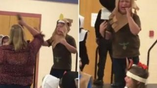 Profesora humilla a un niño con autismo