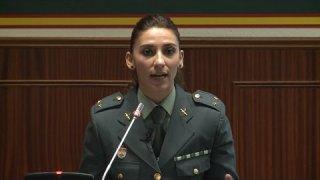 Declaraciones de la Guardia Civil.Europa Press